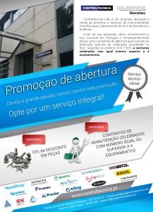 PROMOÇAO ABERTURA 2018