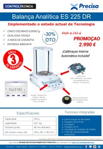 2018 Promo balanza ES 225A DR PT
