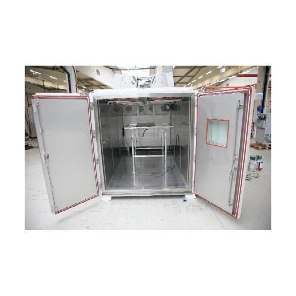 Cámaras Paneles Solares CS/S