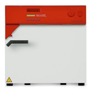 Estufas de secado con aire forzado y programación FP