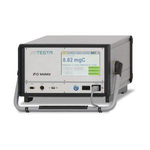 Analizador de hidrocarburos portátil iFID Mobile