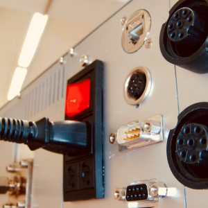 Analizador de hidrocarburos portátil iFID Rack