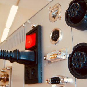 Analizador de hidrocarburos portátil iFID Shed