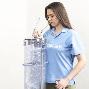 PureSniff II para la evaluación de olores
