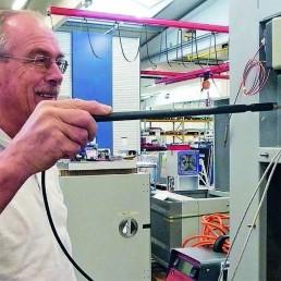 Laboratorio de Calibración ENAC